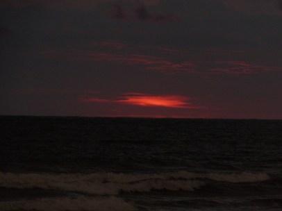 P N Las Baulas_Playa Grande_Puesta de Sol_25