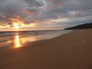 P N Las Baulas_Playa Grande_Puesta de Sol_9