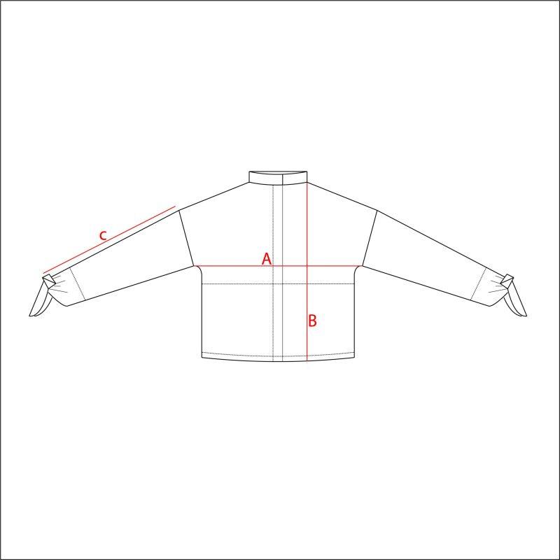 Filotimo camicia coreana corta