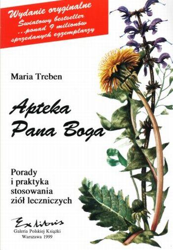 Apteka Pana Boga - Maria Treben