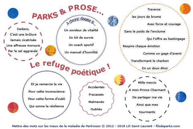ParksAndProse - Le refuge poétique - Lili Saint Laurent