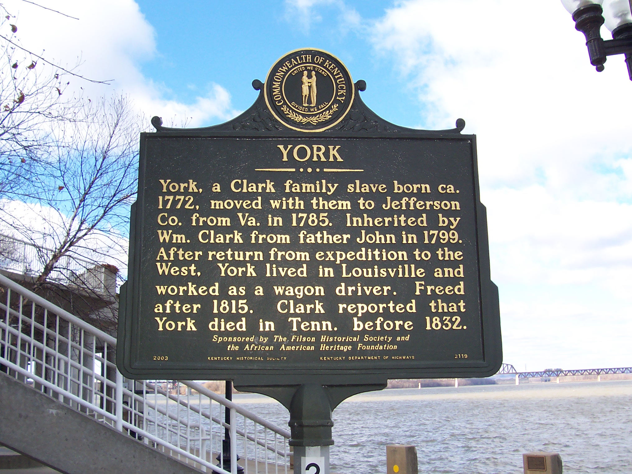 York Of The Lewis And Clark Expedition