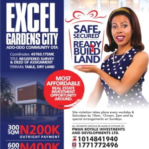 Excel Garden City