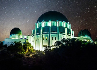 Griffith Observatory, Hollywood