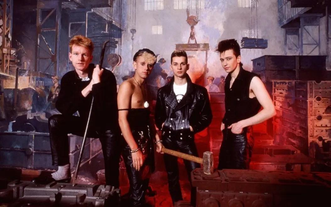 Del Peor Al Mejor Depeche Mode Filter México