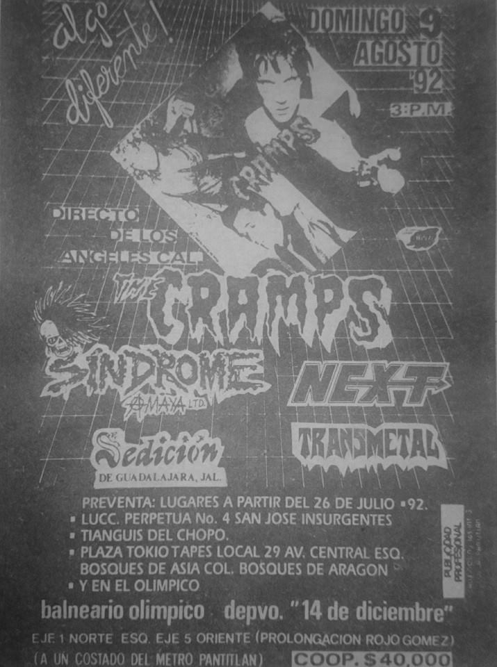 1992-08-09-mexico-df-the-cramps-sindrome-del-punk-sedicion