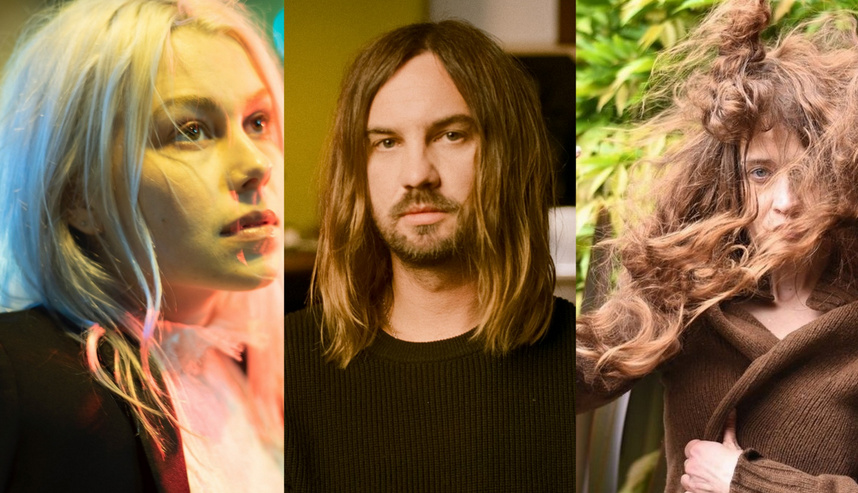 Fiona Apple, The Strokes, Tame Impala, Flying Lotus y Phoebe Bridgers entre  los nominados a los GRAMMYs - FILTER México