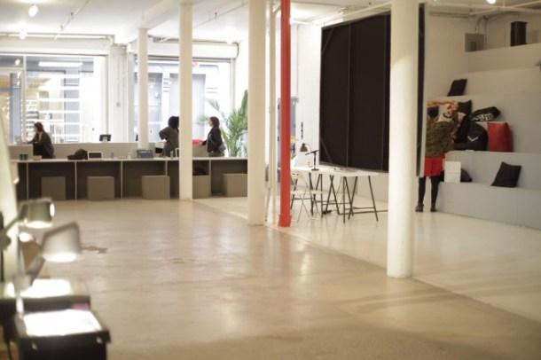 Performa Hub designed by Markus Miessen
