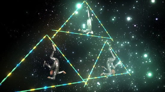 Jacolby Satterwhite Still from Reifying Desire 5 (detail), 2013 HD digital video, color 3-D animation, 8:45 mins. (Courtesy the artist and Monya Rowe Gallery, New York)