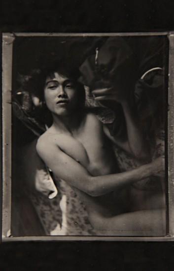 Mark Morrisroe, Untitled (Kato)