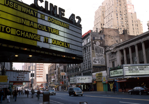 New+York.+42nd+street+-+Cine+42.1993+