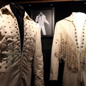 He Touched Me: Basking In The Light Of Elvis' Decadent World-Making at Graceland