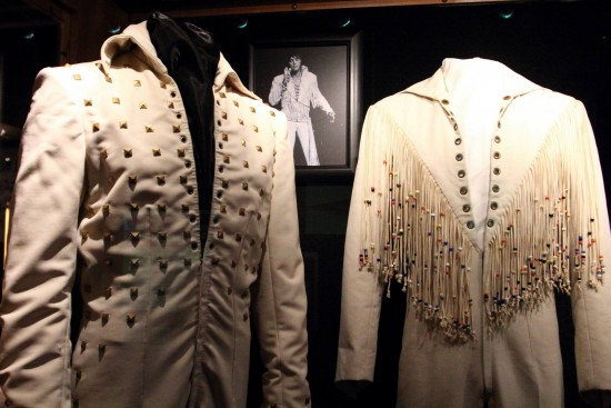 The King's outfits