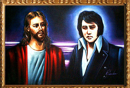 Holy Holy Holy Lord, Elvis in the Highest