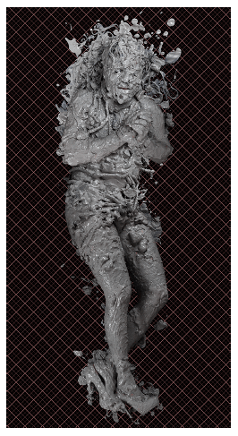 Young Joon Kwak, Excreted Venus, 2013, laminated archival pigment print mounted on aluminum, (Courtesy the artist and Courtesy of Commonwealth & Council, Los Angeles; image via Smack Mellon)