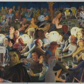 Progress, Real and Imagined: Nicole Eisenman's Temporal Drag in 'Al-ugh-ories'