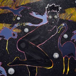 A Drop Of Sun Under The Earth: Devan Shimoyama's Mythological Black Queer Masculinity