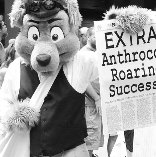 Extra! Extra! The Furries are back in the 'burgh!