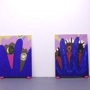 """Potentials of Queer Abstraction: """"Read My Lips"""" at Knockdown Center"""