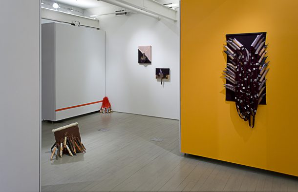 Installation view of Jade Yumang's My-O-My at SVA's CP Project Space