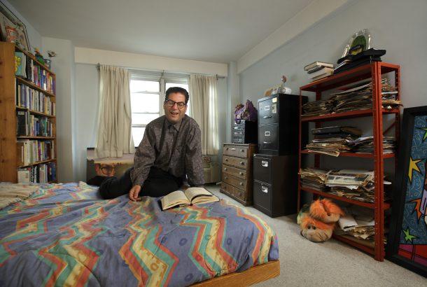 Michael Musto, New York, NY (Courtesy of Tom Atwood Photography)