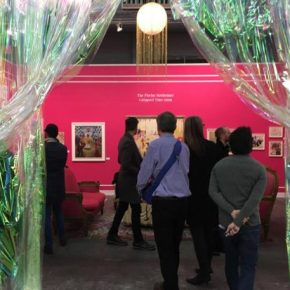 """Jeffrey Deitch's """"The Florine Stettheimer Collapsed Time Salon"""" And The Performance Of Allyship"""