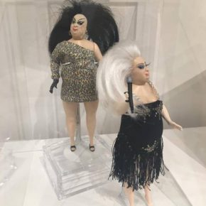 Divine Dolls, Pink Flamingos Bedsheets and Other Glimpses Of A Childhood I Never Had At La MaMa Galleria