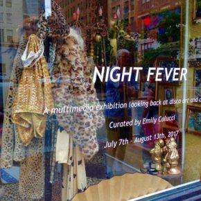"Mama Does ""Night Fever"" At Future Tenant"