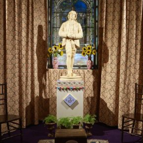Every Saint Has A Past And Every Sinner Has A Future: Worshiping At McDermott & McGough's The Oscar Wilde Temple