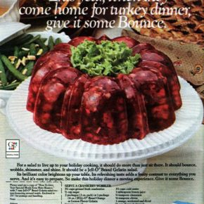 From The Filthy Dreams Kitchen: Vintage Foods To Camp Up Your Thanksgiving