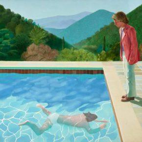 It Don't Rain In Beverly Hills: David Hockney's Los Angeles Fantasy