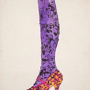 "Filthy Dreams GIF Review: ""Adman: Warhol Before Pop"""