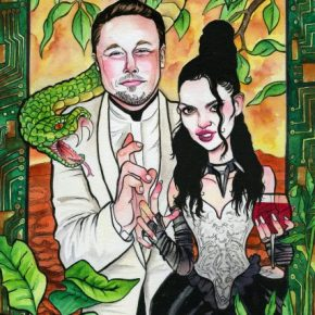 Role Models: Grimes (Ok…And Elon Musk)