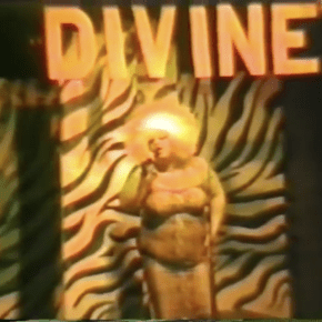 """""""Shut Up! Well, Fuck You All Very Much"""": Watch Divine Spread Filth Through 1980s Ohio"""