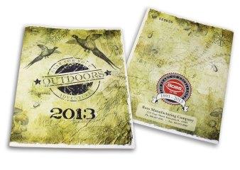 Outdoor Catalog Cover