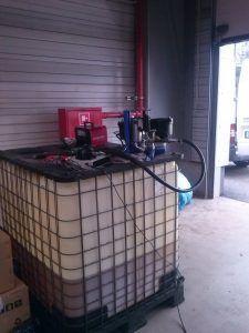 Filtracja oleju hydraulicznego