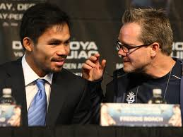 Freddie Roach answer back to Mayweather mockings