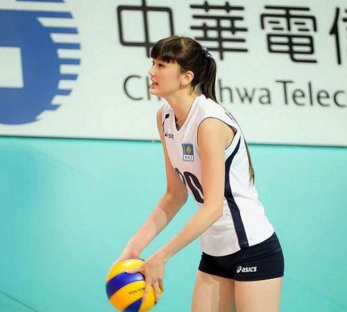 Sabina-Volleyball