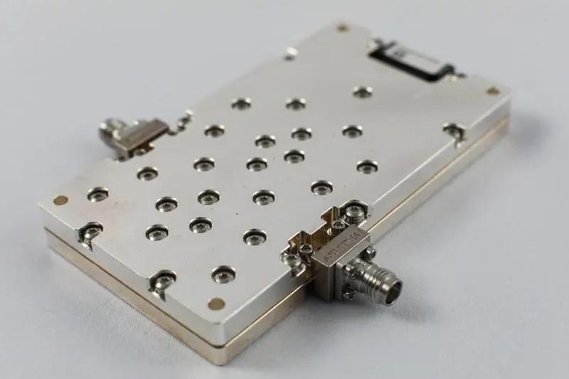 Defence front end module | Filtronic PLC