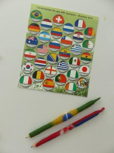 Spiel 1 am 12.06.2014 - Brasilien : Kroatien
