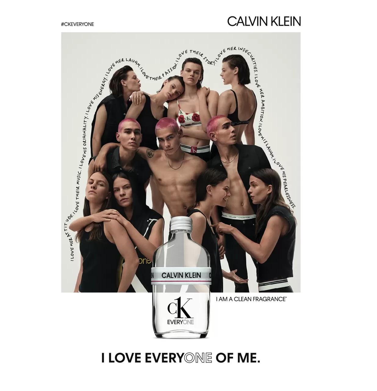 Es Actriz Trans Y Fue Elegida Por Calvin Klein Para Protagonizar