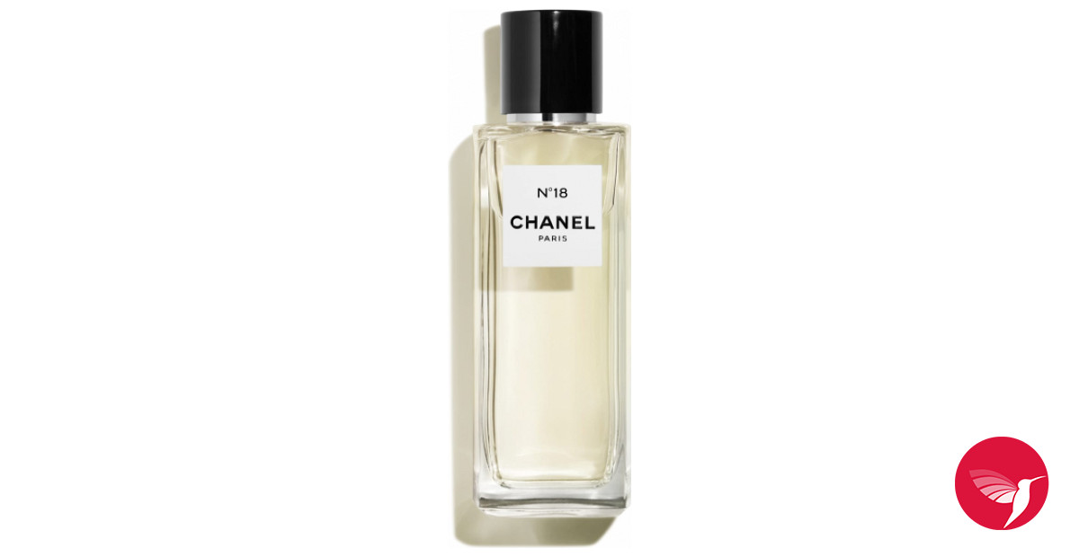No 18 Eau De Parfum Chanel Perfume A New Fragrance For
