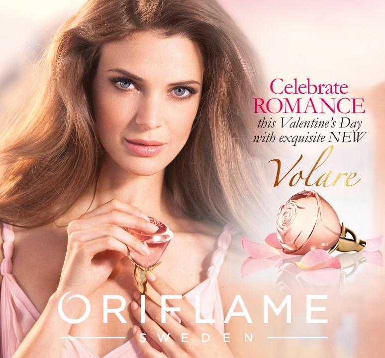 Volare Eau De Parfum Oriflame Perfume A Fragrance For Women 2014