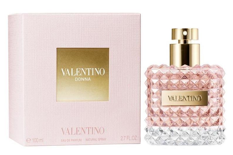Valentino Donna Valentino Perfume A New Fragrance For