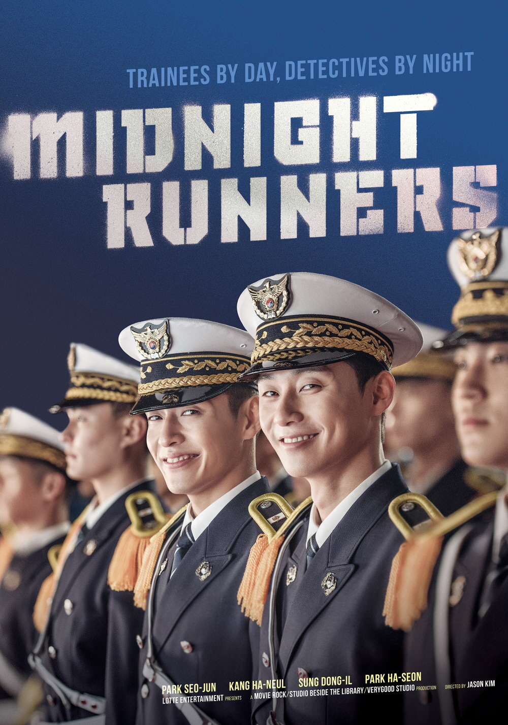 Image result for midnight runners korean