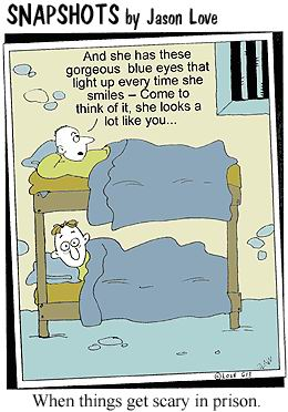 испуг в тюрьме