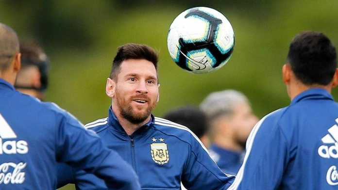Argentina Vs Ekuador Momok Messi Fajar Indonesia Network