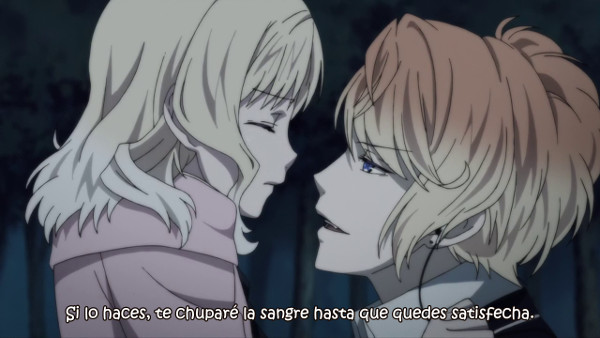 Diabolik Lovers More, Blood 10