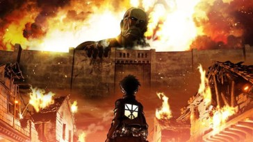 Shingeki no Kyojin - [Ending 2] great escape