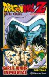 Dragon Ball Z – Anime Comic – Garlic Junior inmortal